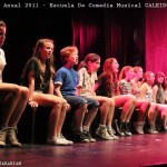 Escuela de Comedia Musical: Chicos 1 Grandes