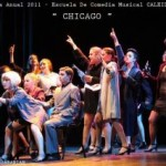 Escuela de Comedia Musical: Chicos 3 Grandes - Chicago