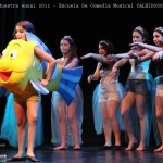 Escuela de Comedia Musical: Chicos 2 Grandes