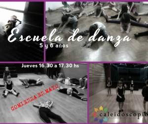Escuela de Danza para 5 y 6 años!
