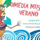 Comedia Musical Verano! – 8 a 13 años