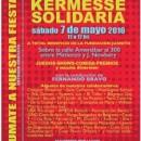 Caleidoscopio en la Kermesse Solidaria de la Fundacion Juanito